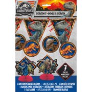 Jurassic World Party Decorating Kit 7pc