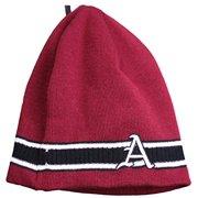 96bc5d830007b NCAA Team Color Adult Cuffless Knit Beanie Hat Cap (Texas Longhorns)