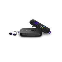 Roku Ultra 4K Get 1 month free of Hulu with Live TV including Enhanced Cloud DVR and Unlimited Screens.
