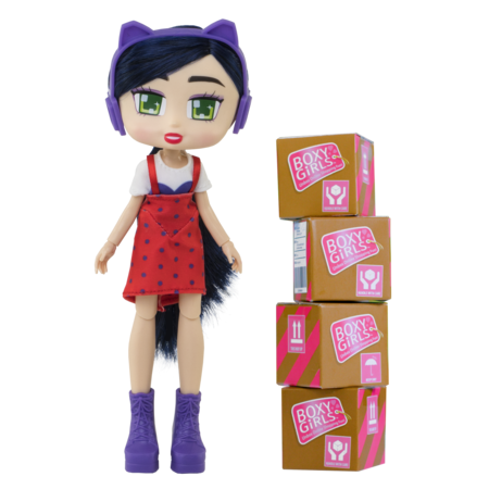 Boxy Girls Doll Riley