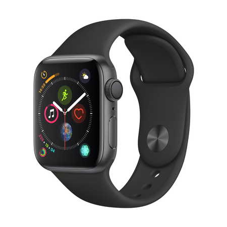 Series Personal Gps - Apple Watch Series 4 GPS - 44mm - Sport Band - Aluminum Case
