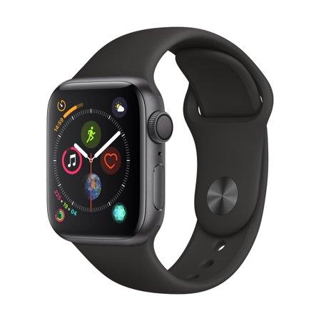 Apple Watch Series 4 GPS - 44mm - Sport Band - Aluminum Case