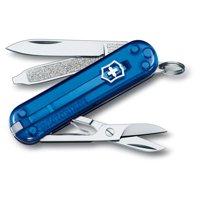 Victorinox Swiss Army Classic SD Multi-Tool Pocket Knife - 54212 Sapphire Blue