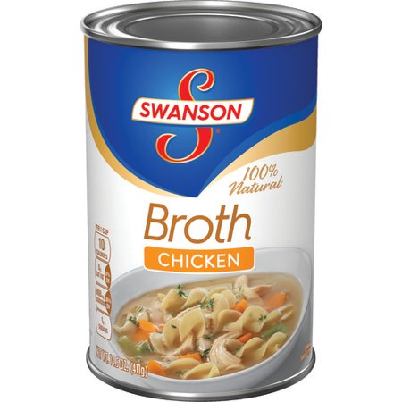 SwansonChicken Broth, 14.5 oz. Can ()