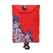 ec738783bbf Outtop Foldable Reusable Nylon Eco Handbag Storage Travel Shopping Tote  Grocery Bags
