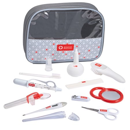 American Red Cross Deluxe Baby Health and Grooming Kit, Baby First Aid Kit