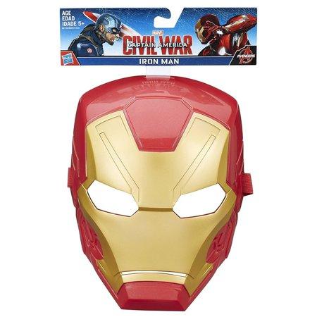 Civil War Replicas - Marvel Captain America: Civil War Iron Man Mask