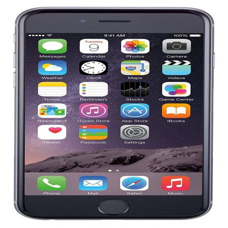 I85s Cell Phone - Refurbished Apple iPhone 6 64GB, Space Gray - Unlocked GSM