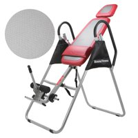 XtremepowerUS Chiropractic Gravity Inversion Therapy Table Fitness Back Reflexology
