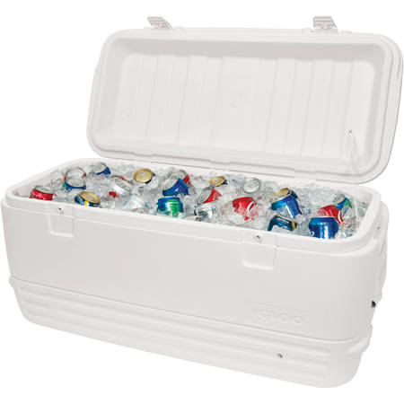 Igloo 120-Qt Polar Cooler (Igloo Glide 110 Qt Marine Wheeled Cooler)