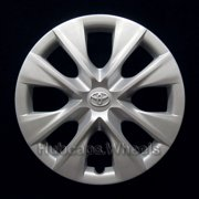 Oem Genuine Toyota Wheel Cover Professionally Refinished Like New Corolla 15 Inch Hubcap