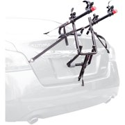 Allen Sports Deluxe 2-Bicycle Trunk Mounted Bike Rack Carrier, 102DN