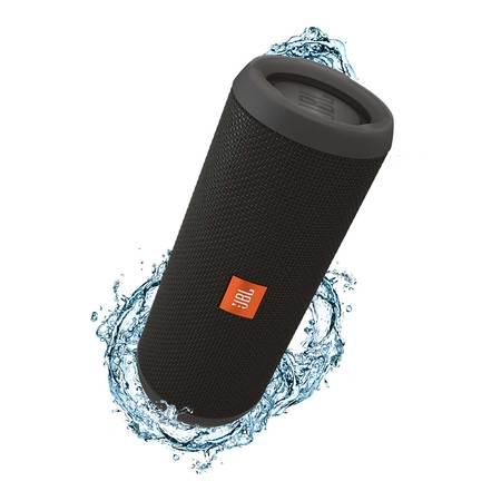 JBL Flip 3 Black  Open Box Splashproof Bluetooth