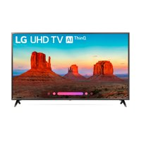 "LG 55"" Class 4K (2160) HDR Smart LED UHD TV w/AI ThinQ - 55UK6300PUE"
