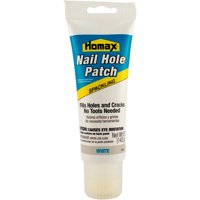 Homax Nail Hole Patch Spackle White, 5.3 oz.