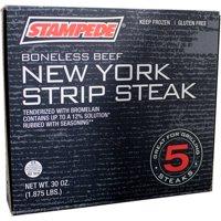 Boneless Beef New York Strip Steak, 30 oz