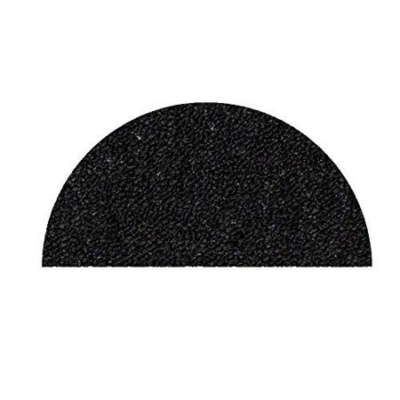Color World Collection Kids Favourite Indoor Outdoor Area Rugs Black - 60