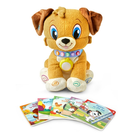 LeapFrog Storytime Buddy With Five Books About Buddy and Friends
