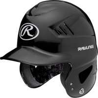 Rawlings Coolflo T-Ball Batting Helmet, Black