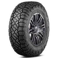 Nitto 35X12.50R17/10 121Q NIT RIDGE GRAPPLER