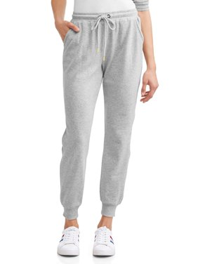 Side Stripe Jogger Sweatpant Women's (Light Grey)