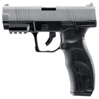 Umarex 40XP Blowback BB Pistol, Black/Chrome, 400 FPS