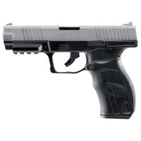 Umarex 40XP Blowback BB Pistol, Black/Chrome, 400 FPS