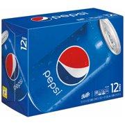 Pepsi Cola, 12 fl oz, 12 pack