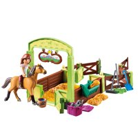 PLAYMOBIL Spirit Riding Free Lucky & Spirit with Horse Stall