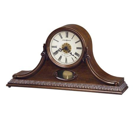 Howard Miller Andrea Dual Chime Mantel Clock