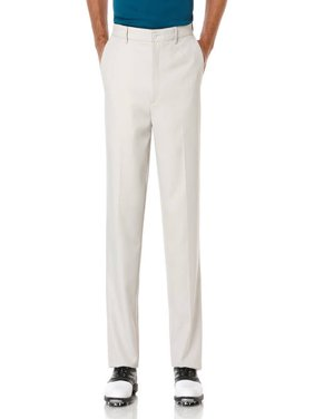 Ben Hogan Men's Performance Flat Front Expandable Waistband Pant