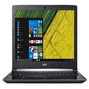 """Acer Aspire 5, 15.6"""" Full HD 1080p, 7th Gen Intel Core i3-7100U, 8GB DDR4, 1TB HDD, Windows 10 Home, A515-51-35"""