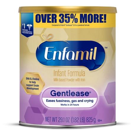 Enfamil Gentlease Powder Can, 29.1 oz.