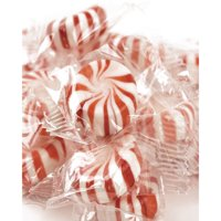 Peppermint Starlight Mints 1 pound Peppermint Star Light Peppermint Hard Candy