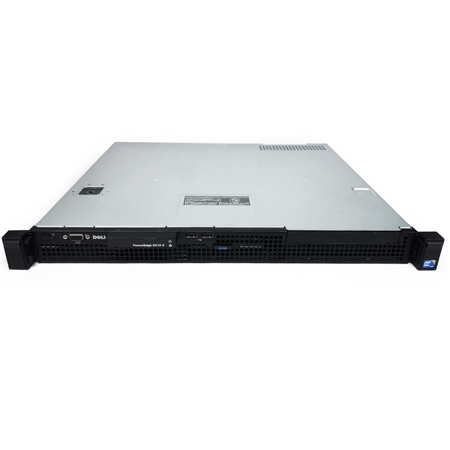 0II 2 E3-1225 4C 3.1Ghz 16GB 2x 2TB SAS H200 250W (250w Electronic Transformer)