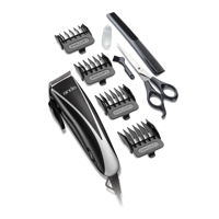 Andis Ultra Clip Select Cut Clipper Kit, 10 Pieces