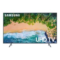 "SAMSUNG 55"" Class 4K (2160P) Ultra HD Smart LED TV (UN55NU7200) with $20 VUDU Credit (2018 Model)"