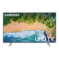 "SAMSUNG 75"" Class 4K (2160P) Ultra HD Smart LED TV (UN75NU7200) with $20 VUDU Credit (2018 Model)"