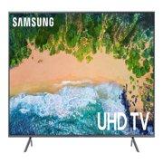 "SAMSUNG 55"" Class 4K (2160P) Ultra HD Smart LED TV (UN55NU7200) with $20 VUDU Credit (2018 Model)"