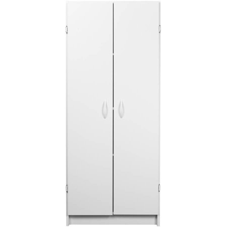 ClosetMaid White Pantry Cabinet,