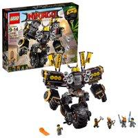 LEGO Ninjago Movie Quake Mech 70632 (1,202 Pieces)