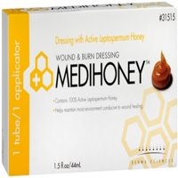 Derma Sciences MEDIHONEY Wound & Burn Dressing 1.50 oz