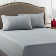 Mainstays 200 Thread Count Gray Bedding Sheet Set