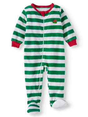 447723dcccf1 White Toddler Boys Pajamas   Robes - Walmart.com