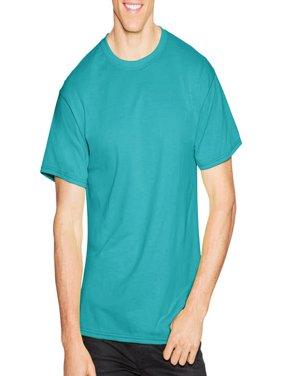 Big & Tall Men's EcoSmart Soft Jersey Fabric Short Sleeve T-shirt