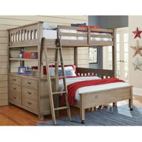 NE Kids Highlands Full Loft Bed