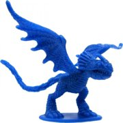 How to Train Your Dragon 2 Inch Series Deadly Nadder Plastic Figure