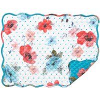 The Pioneer Woman Vintage Bloom Reversible Placemat, Multiple Counts
