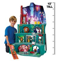 Rise of the Teenage Mutant Ninja Turtle Epic Lair Playset