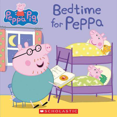 Bedtime for Peppa (Peppa Pig) (Paperback) - Nick Jr Peppa Pig